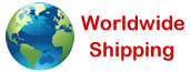 We Ship Workdwide